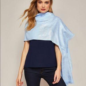 Ted Baker TEDDII scarf light blue